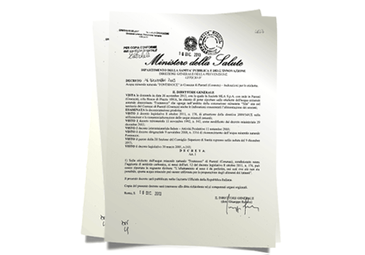 scarica certificati fontenoce
