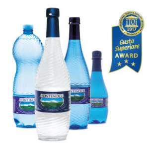 premio miglior acqua oligominerale del sud italia