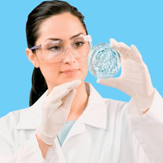 acqua oligominerale sicura e certificata