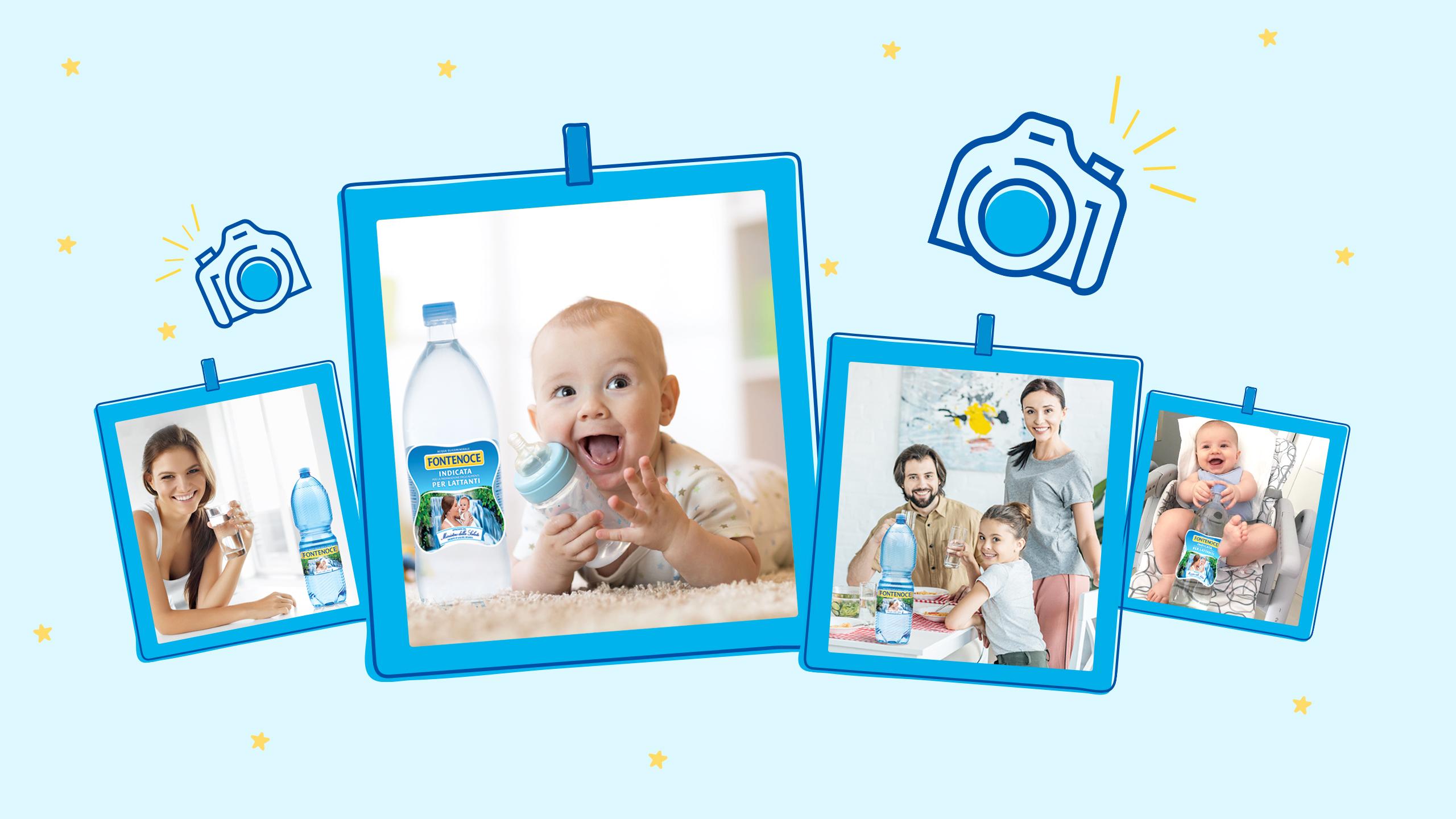 Foto calendario Acqua Fontenoce
