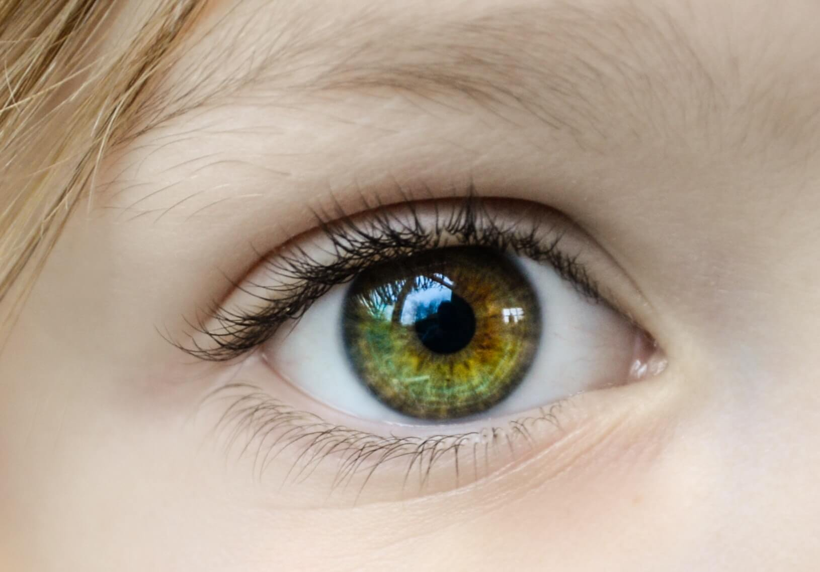 occhio bimbo
