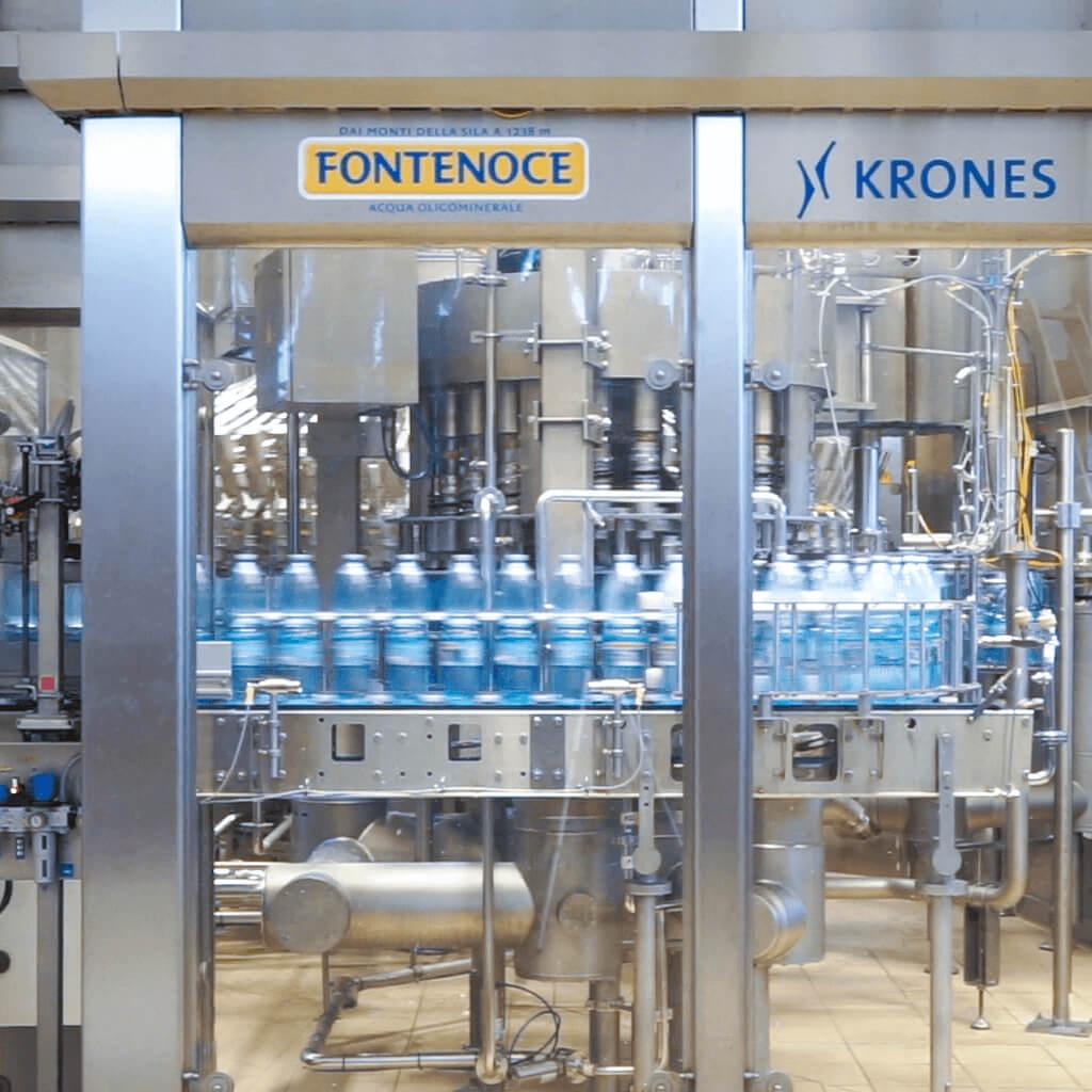 Stabilimento acqua Fontenoce