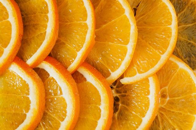 arance tagliate
