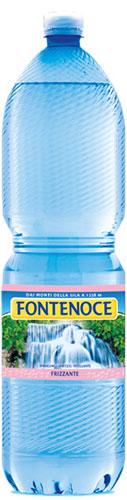 bottiglia acqua fontenoce frizzante da 1,5l