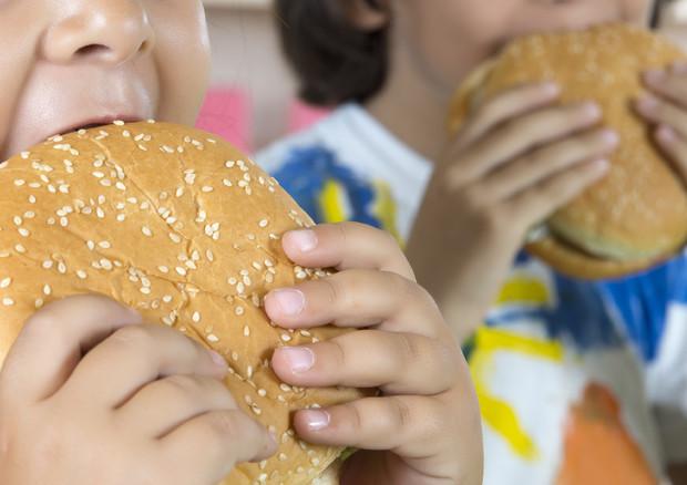 alimentazione scorretta nei bambini