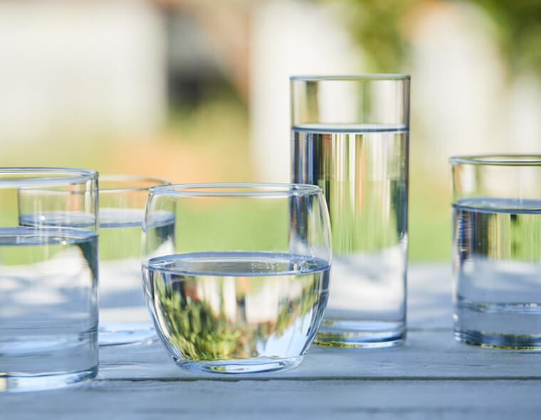 degustazione acqua e idrosommelier