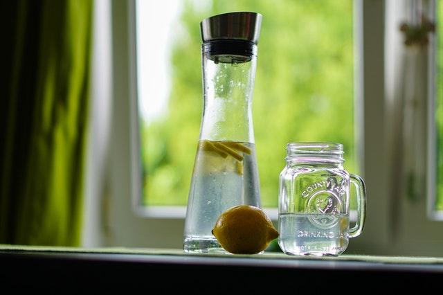 acqua limone detox