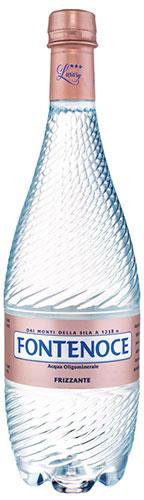 bottiglia acqua fontenoce frizzante linea Horeca 90 cl