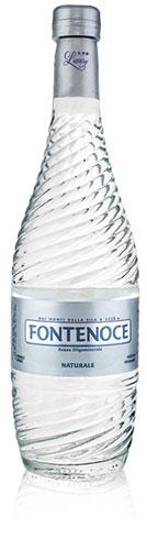 bottiglia acqua fontenoce linea Horeca luxury collection 75cl