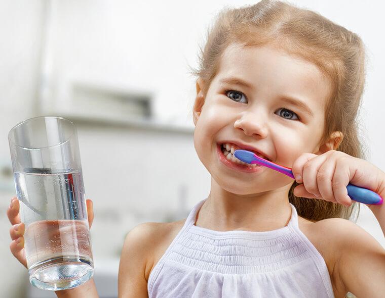 dentini bambini