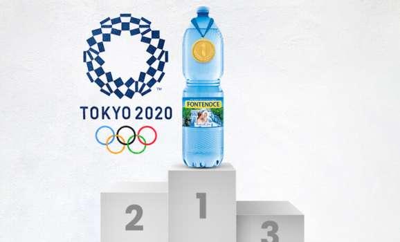 olimpiadi e acqua